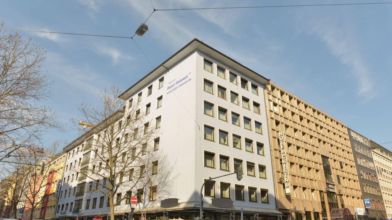 Hotel In Schwanthalerstr Munchen