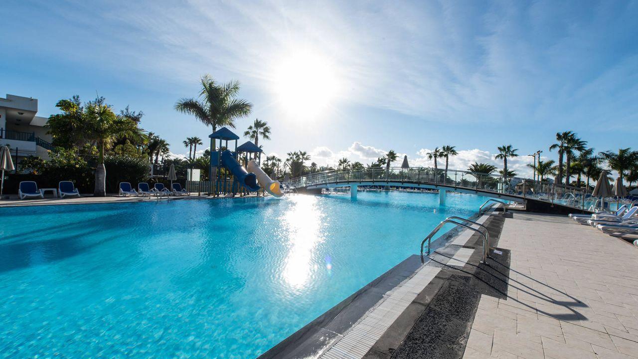 Hotel Thb Tropical Island Playa Blanca Holidaycheck Lanzarote