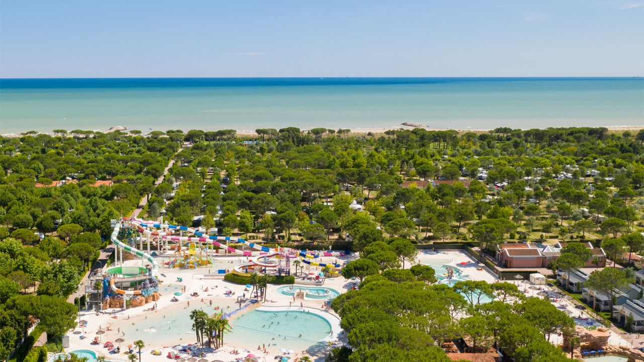camping union lido in cavallino-treporti • holidaycheck | venetien, Hause ideen