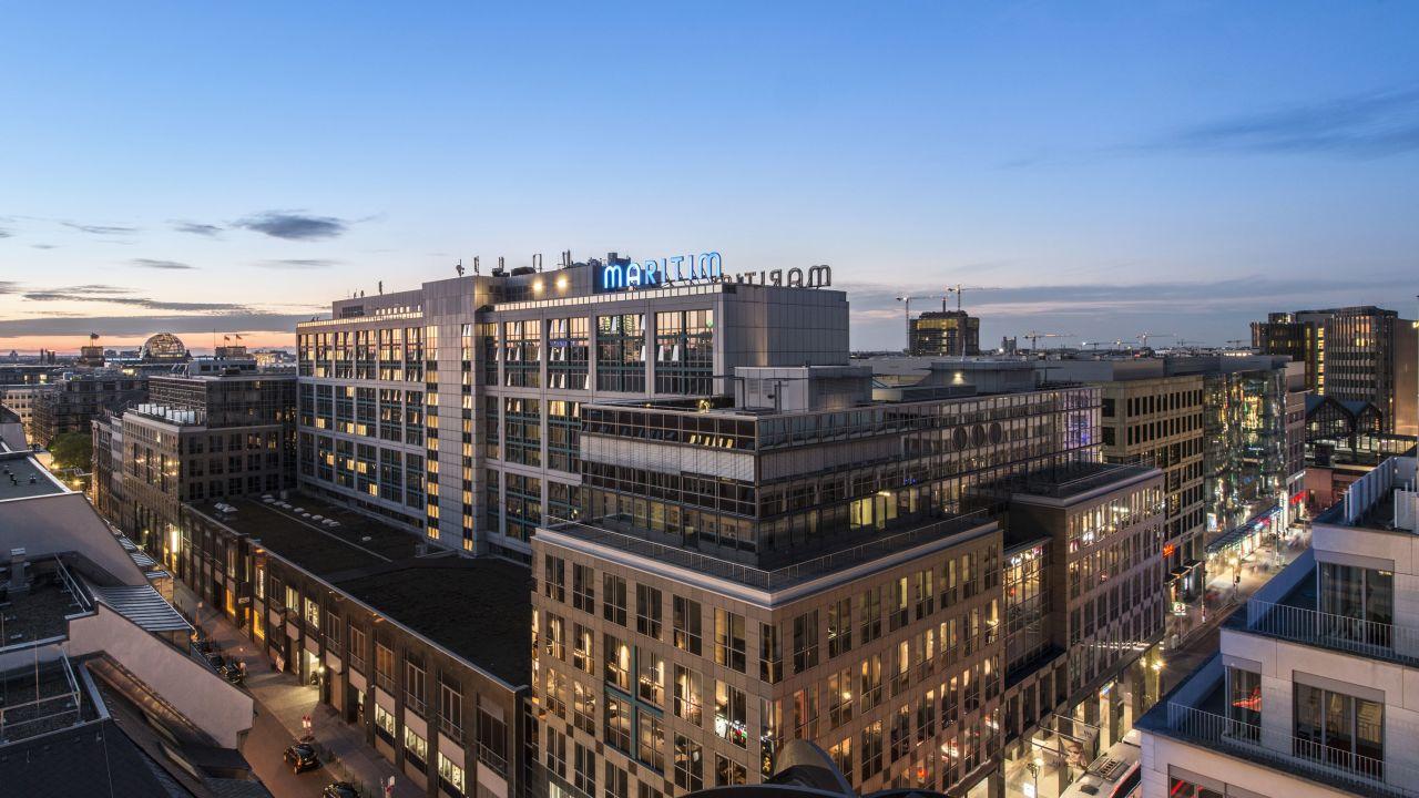 Maritim Hotel Berlin Mitte