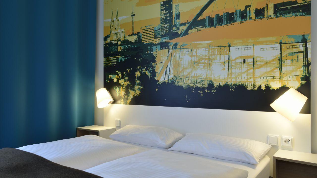 B Und B Hotel Gummersbacher Str   Koln
