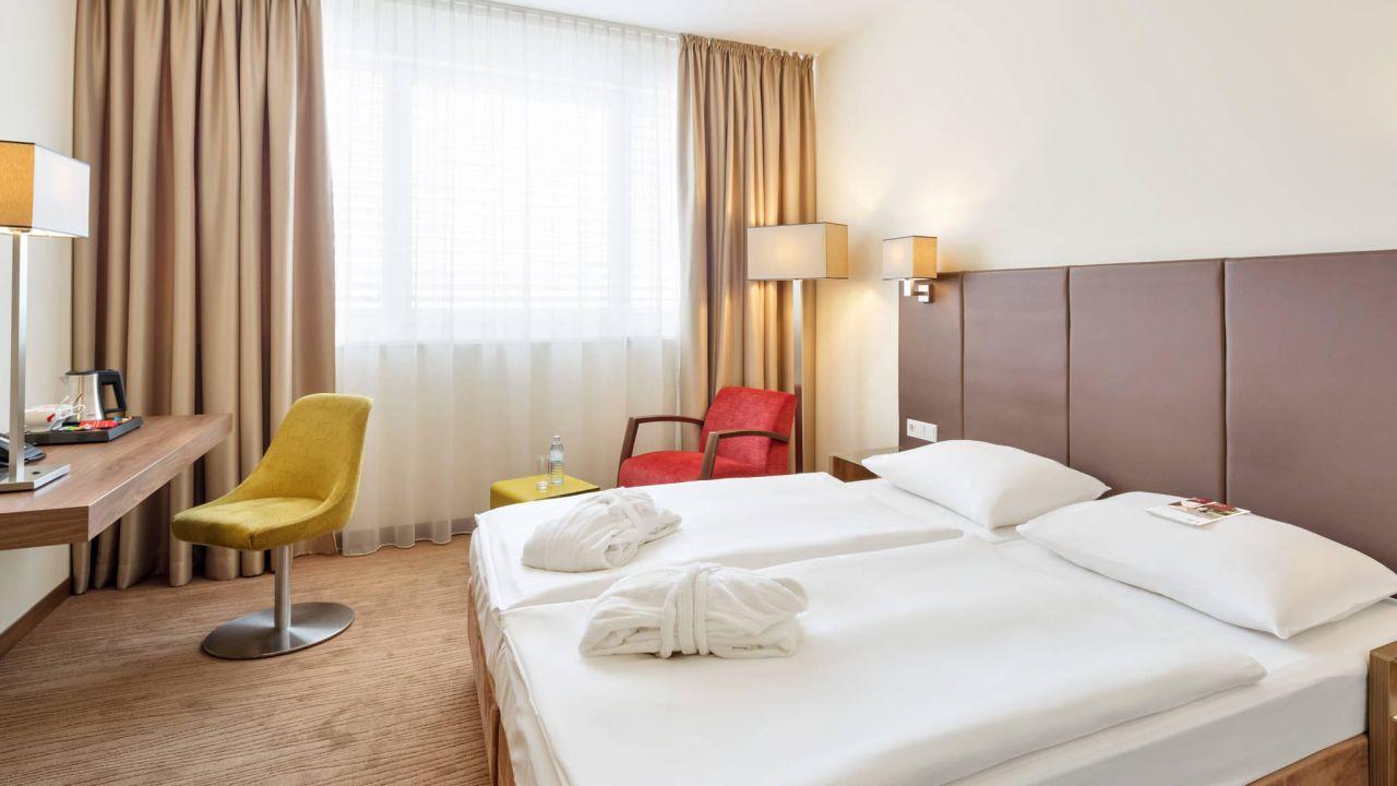 modernes bett design trends 2012, austria trend hotel doppio wien (wien) • holidaycheck (wien, Design ideen