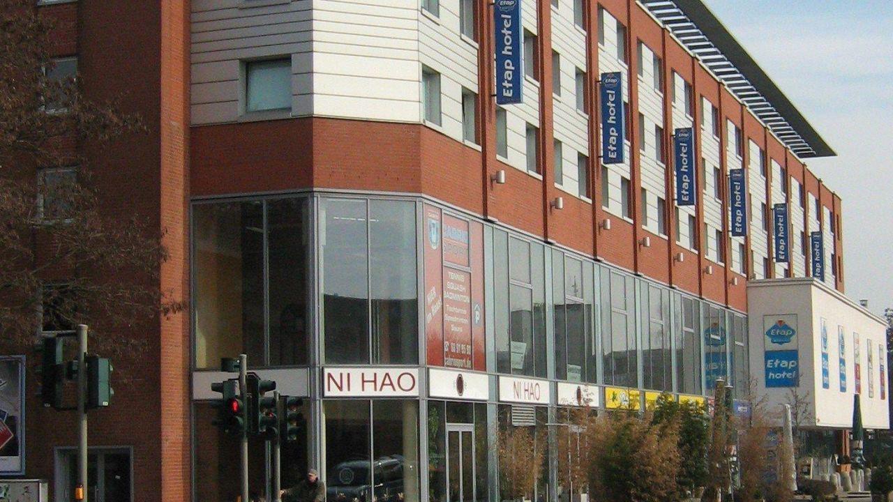 ibis budget hotel hamburg city ost in hamburg. Black Bedroom Furniture Sets. Home Design Ideas