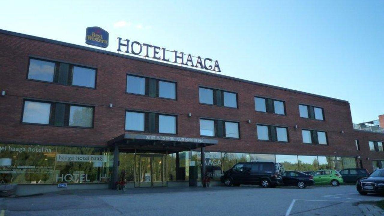 Hotel Haaga Central Park Helsinki