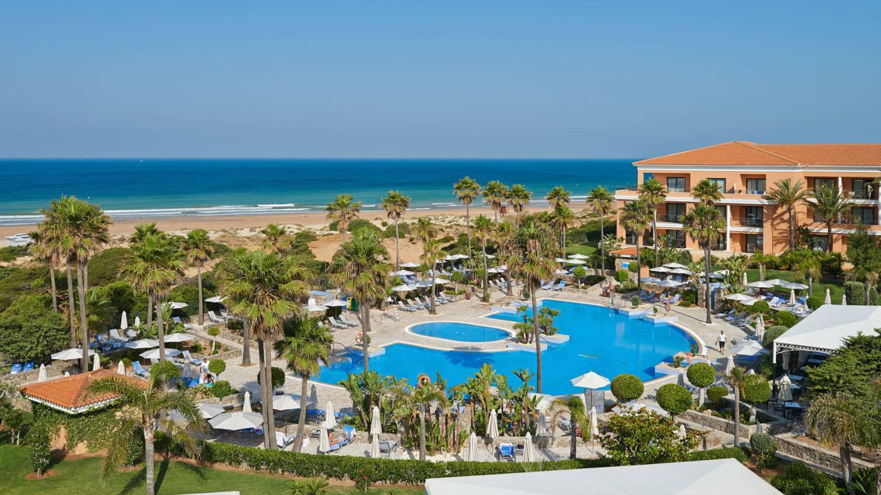 Barrosa Hotel Cadiz Spain