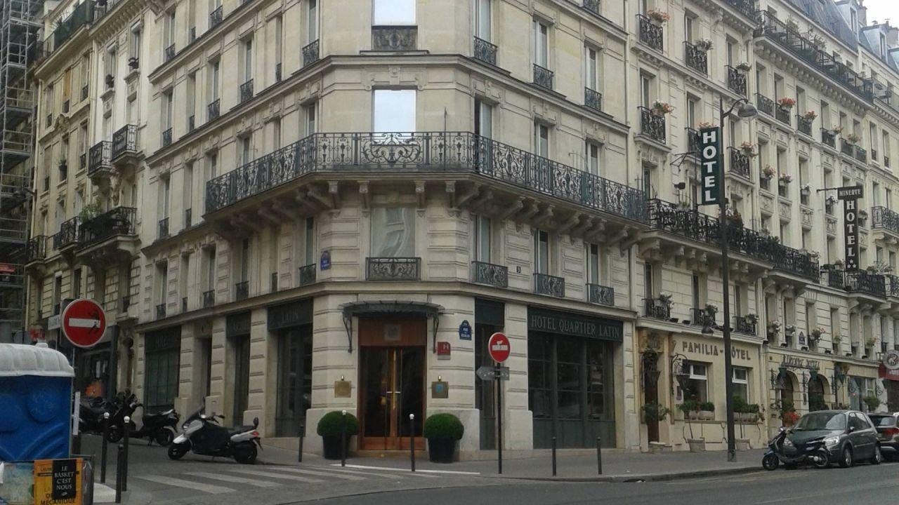 Hotel quartier latin paris holidaycheck gro raum for Frankreich hotel paris