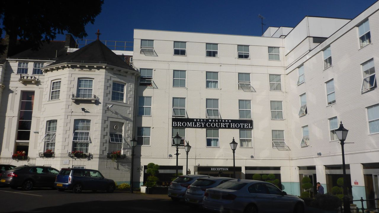 The Bromley Court Hotel In Bromley Holidaycheck