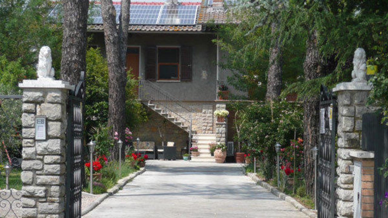 Giardino degli ulivi hotel margherita di savoia gulet