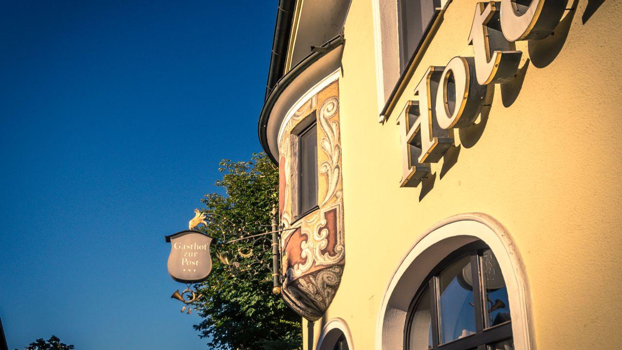 Hotel Gasthof Zur Post Unterföhring Holidaycheck Bayern