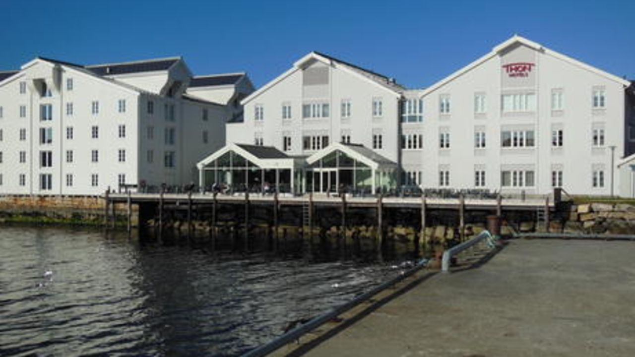Thon Hotel Kristiansund Bilde Av I