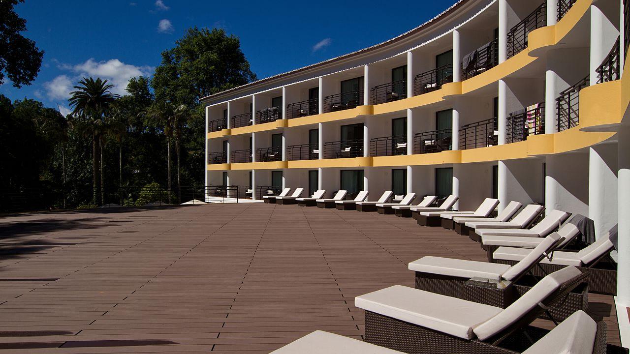 Terra Nostra Garden Hotel Furnas Holidaycheck Azoren Portugal