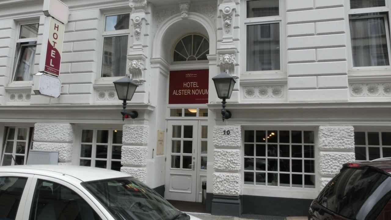 Hotel Hamburg Novum Alster