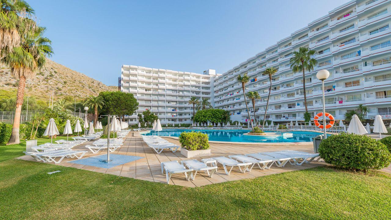 Apartamentos Siesta 1 (Alcudia) • HolidayCheck (Mallorca | Spanien)