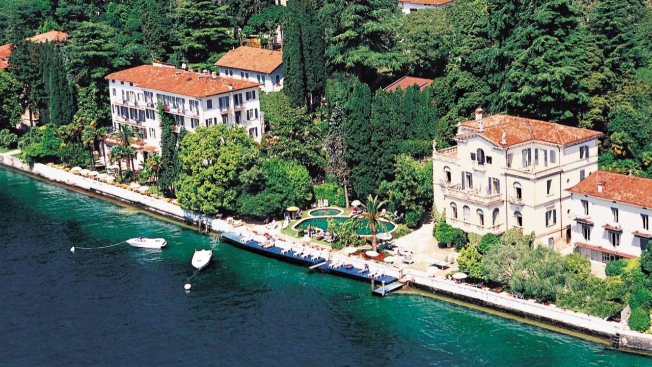 Hotel Gardone Villa Capri