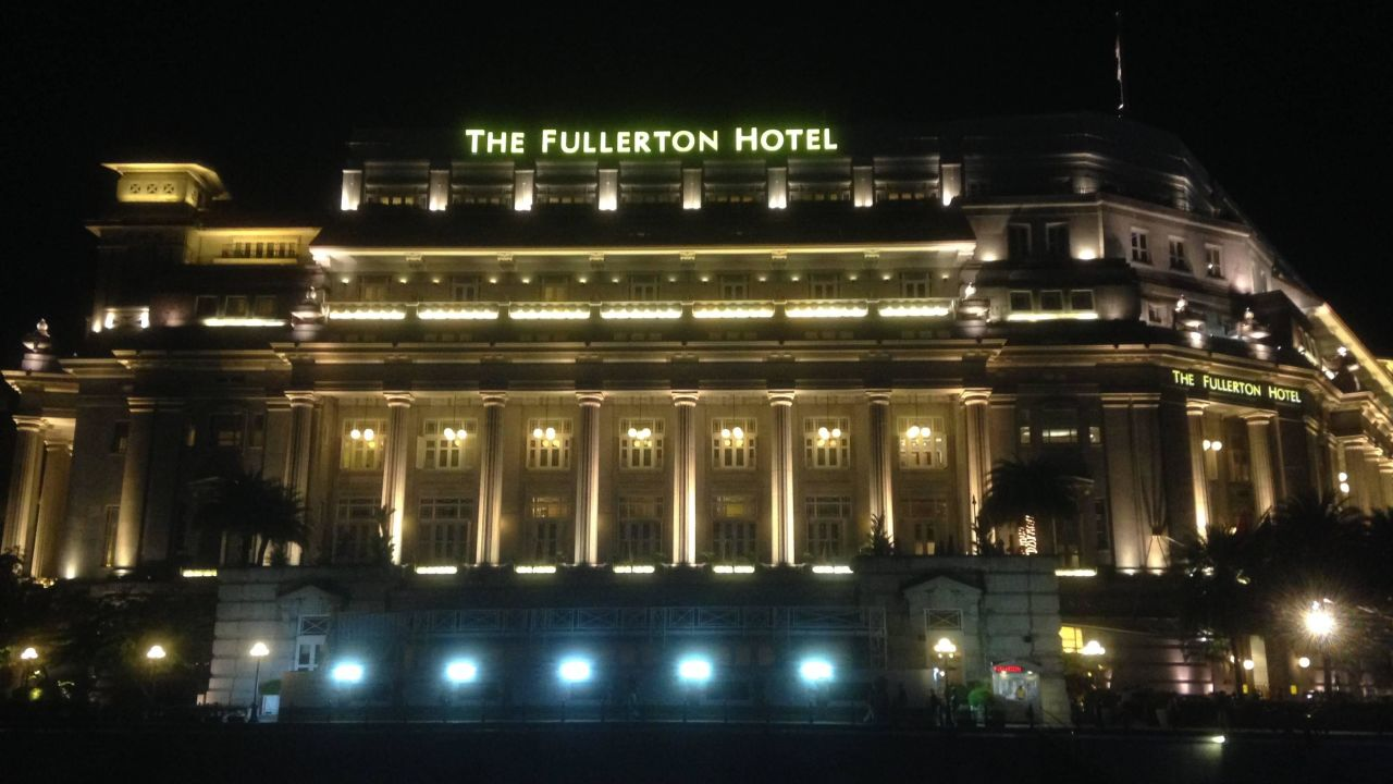 Hotel The Fullerton (Singapur) • HolidayCheck (Central District ...
