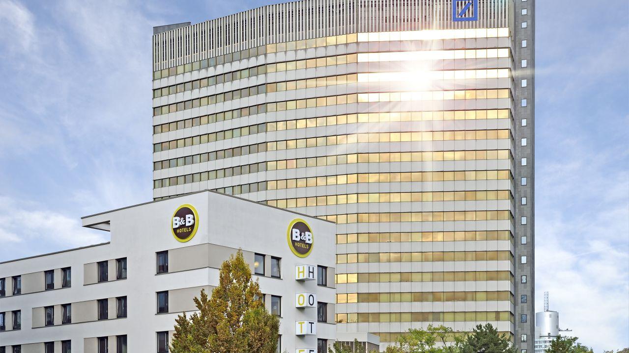 Bb Hotel Frankfurt West