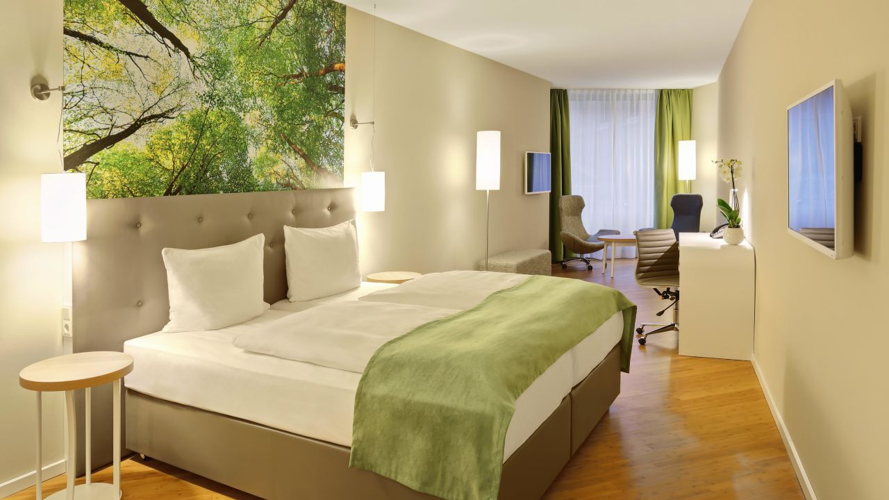elements pure Feng Shui Hotel Bremen