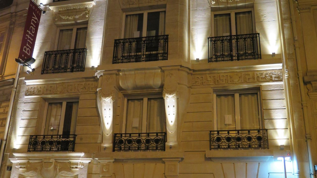 Brittany hotel paris holidaycheck gro raum paris for Frankreich hotel paris