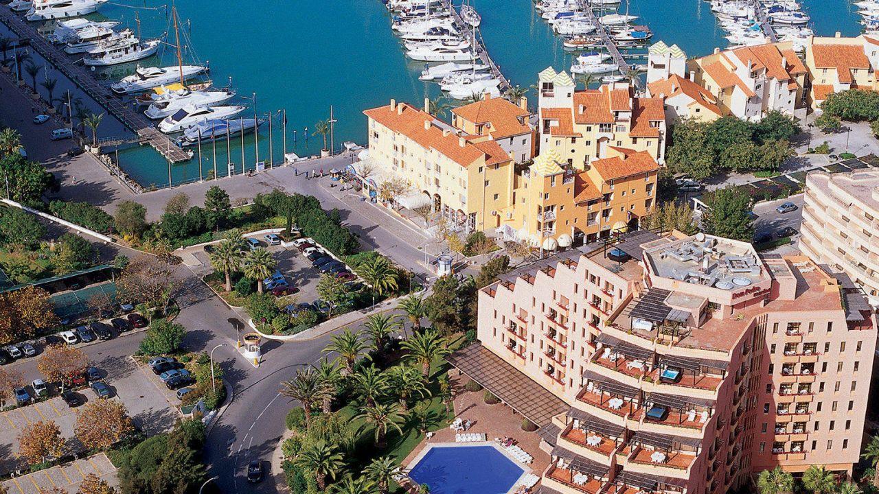 Hotel Dom Pedro Marina Vilamoura Holidaycheck Algarve Portugal