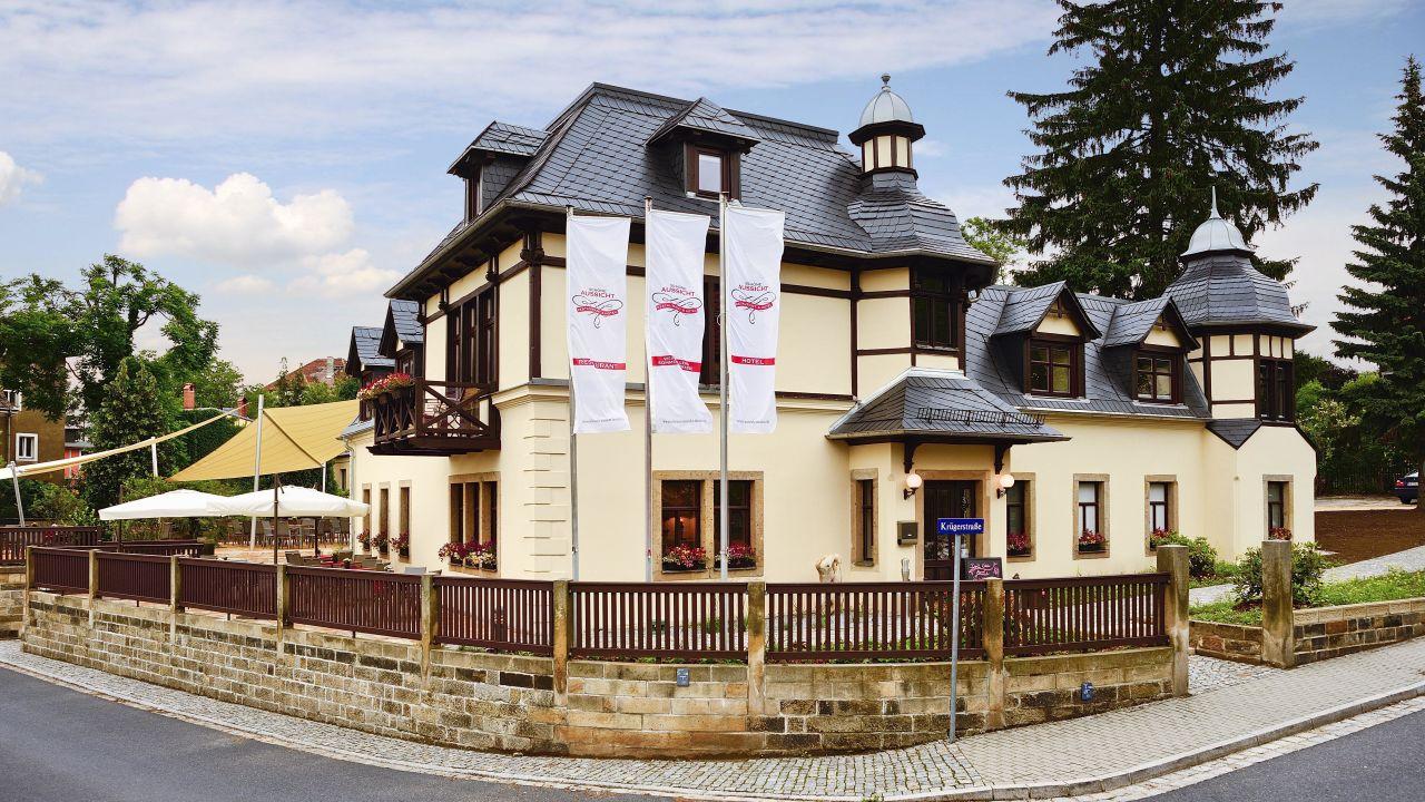Hotel Schone Aussicht Dresden Holidaycheck Sachsen Deutschland