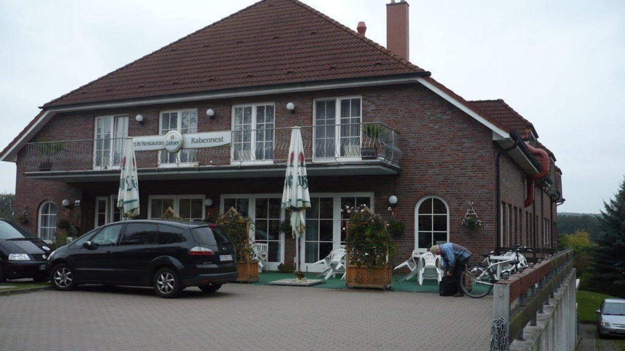 Bewertung Hotel Rabennest Schwerin
