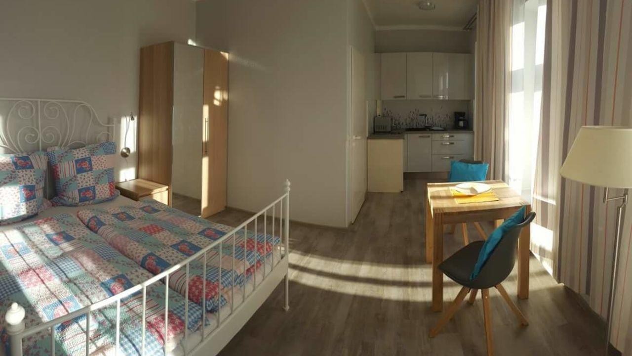 Apartments haus feriengl ck in sellin auf r gen for Apartments haus eintracht sellin