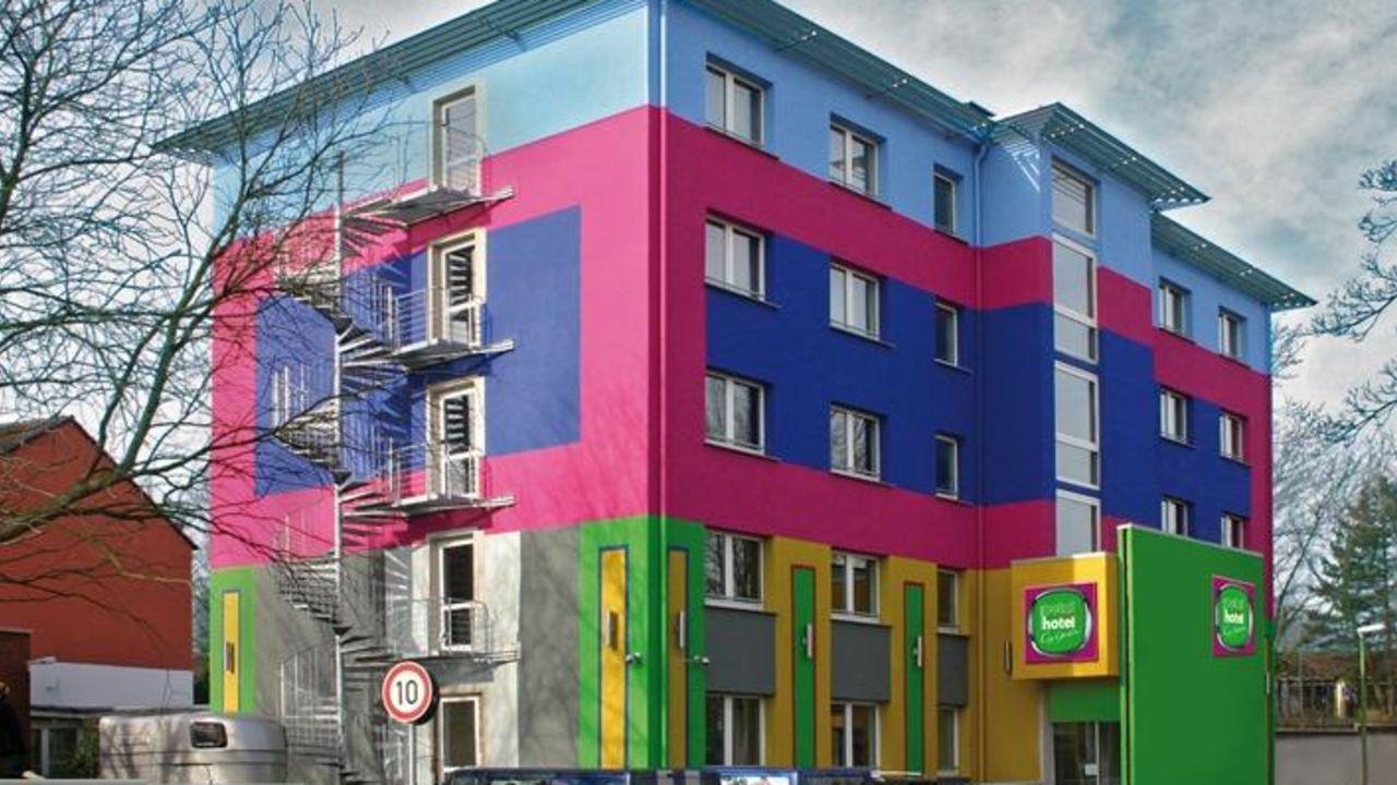 Hotel Petul City Garden Essen Holidaycheck Nordrhein