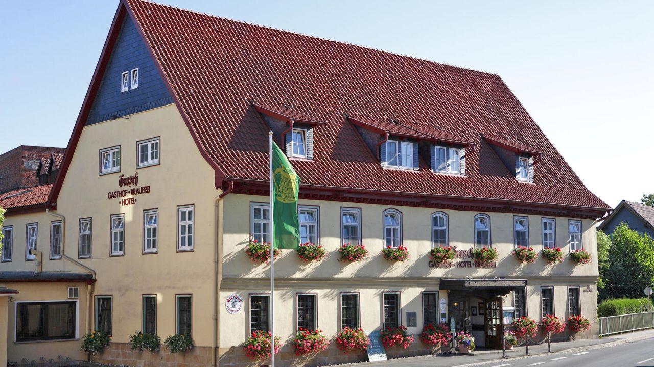 Brauhotel Gasthof Grosch Rödental Holidaycheck Bayern