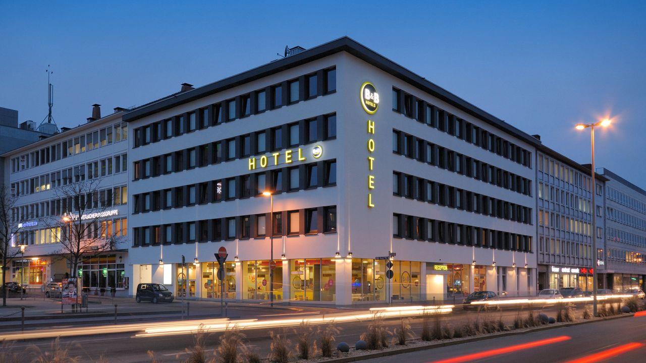 B B Hotel Nurnberg City Parken