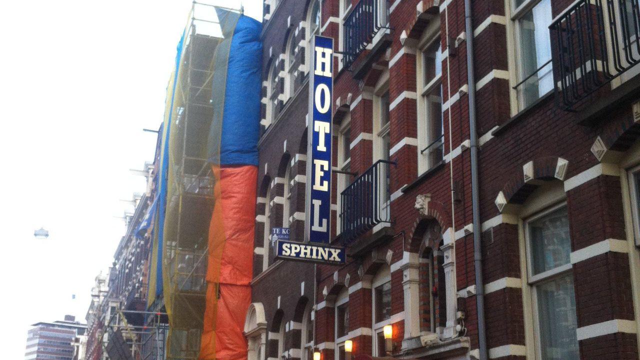 Sphinx Hotel Amsterdam Holidaycheck Nordholland Niederlande
