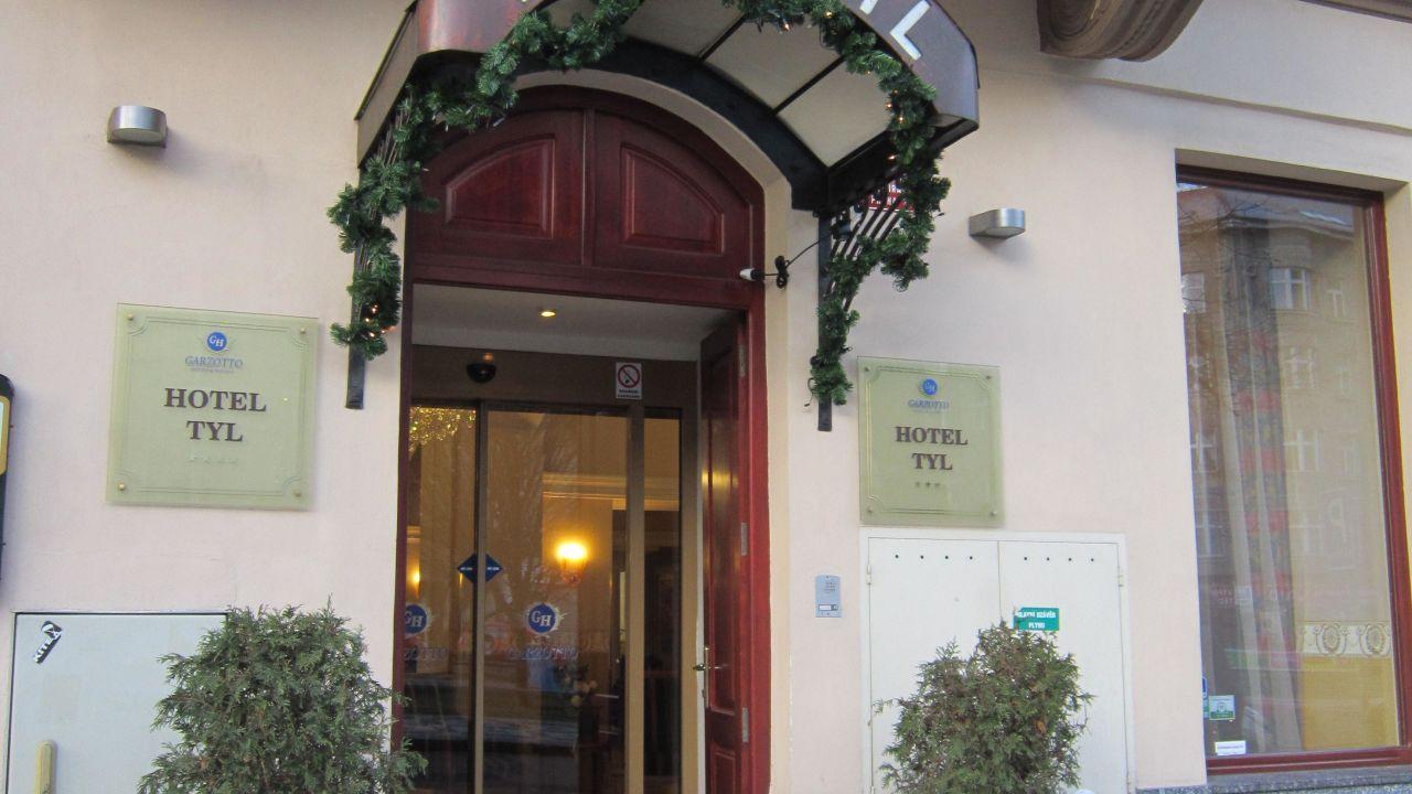 Hotel Tyl Prag Bewertung