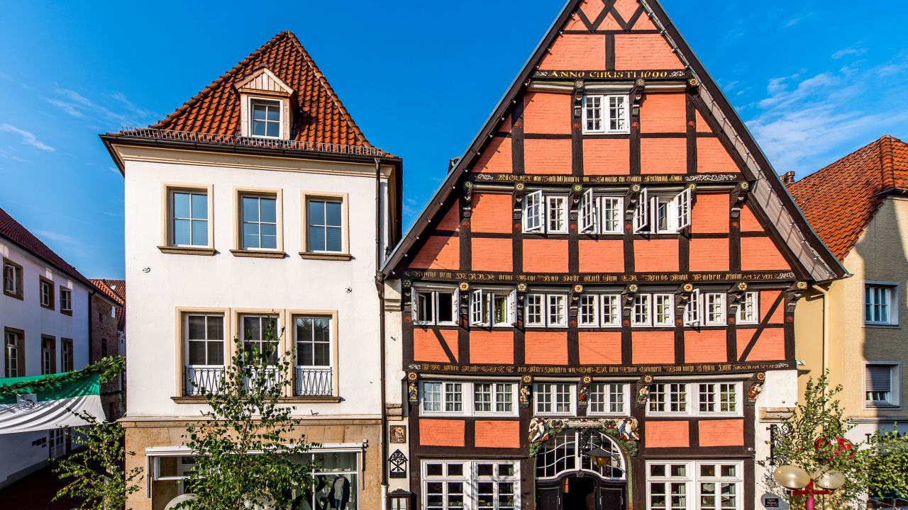 romantik hotel walhalla osnabr ck holidaycheck niedersachsen deutschland. Black Bedroom Furniture Sets. Home Design Ideas