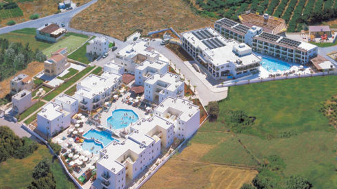 Hotel Gouves Park Holiday Resort And Waterpark Kreta