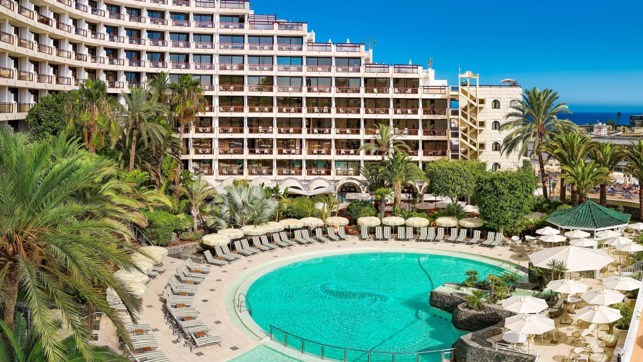 Seaside Hotel Sandy Beach Playa Del Ingles Holidaycheck Gran