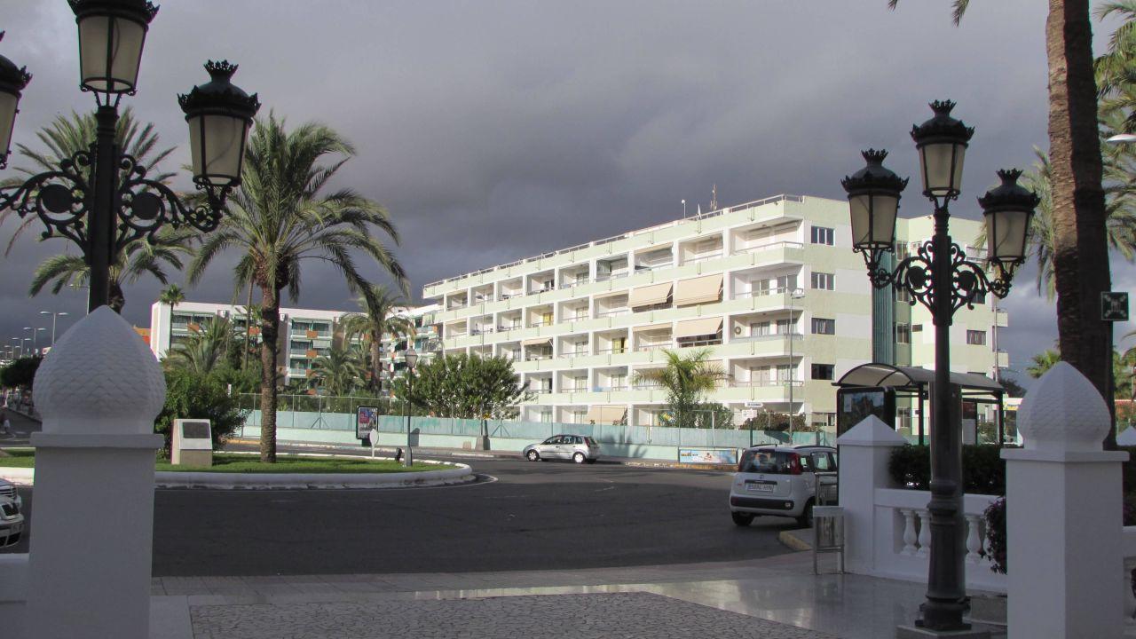Apartamentos los aguacates playa del ingles holidaycheck gran canaria spanien - Apartamentos monterrey playa del ingles ...