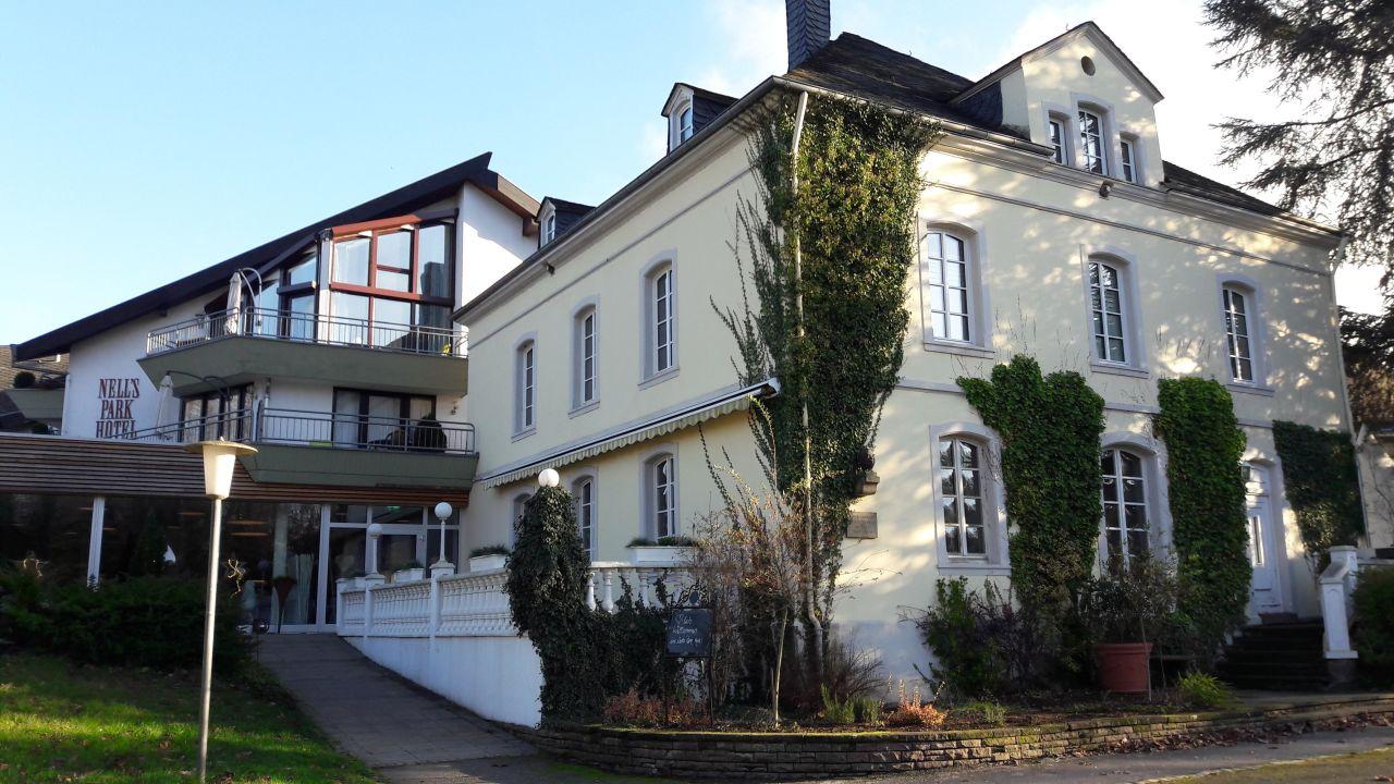 Hotel Nells Park Trier