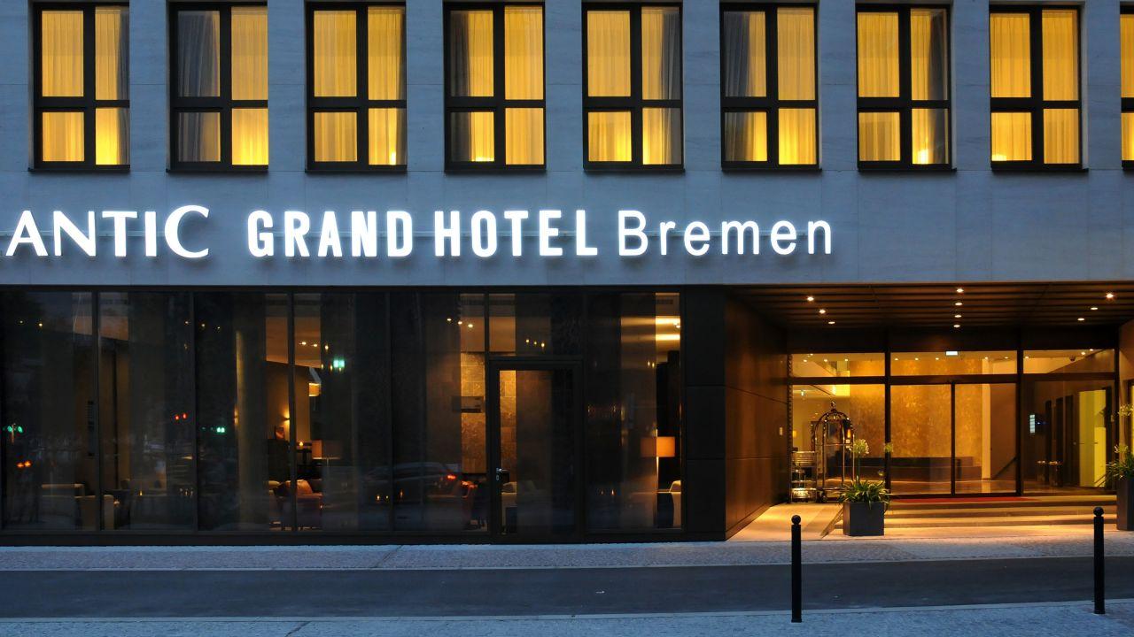 Atlantic Grand Hotel Bremen (Bremen) • HolidayCheck (Bremen ...