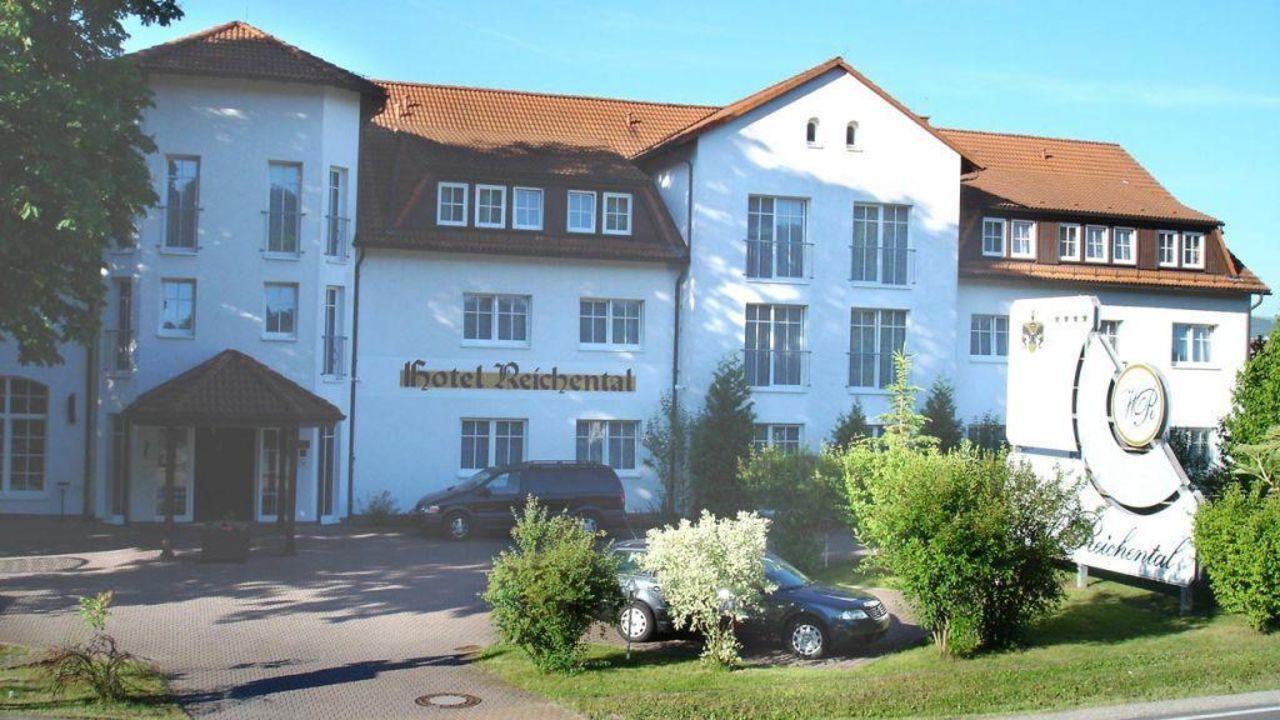 Hotel Reichental Bad Frankenhausen