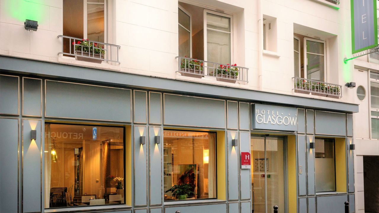 Hotel Glasgow Monceau by Patrick Hayat (Paris) • HolidayCheck ...