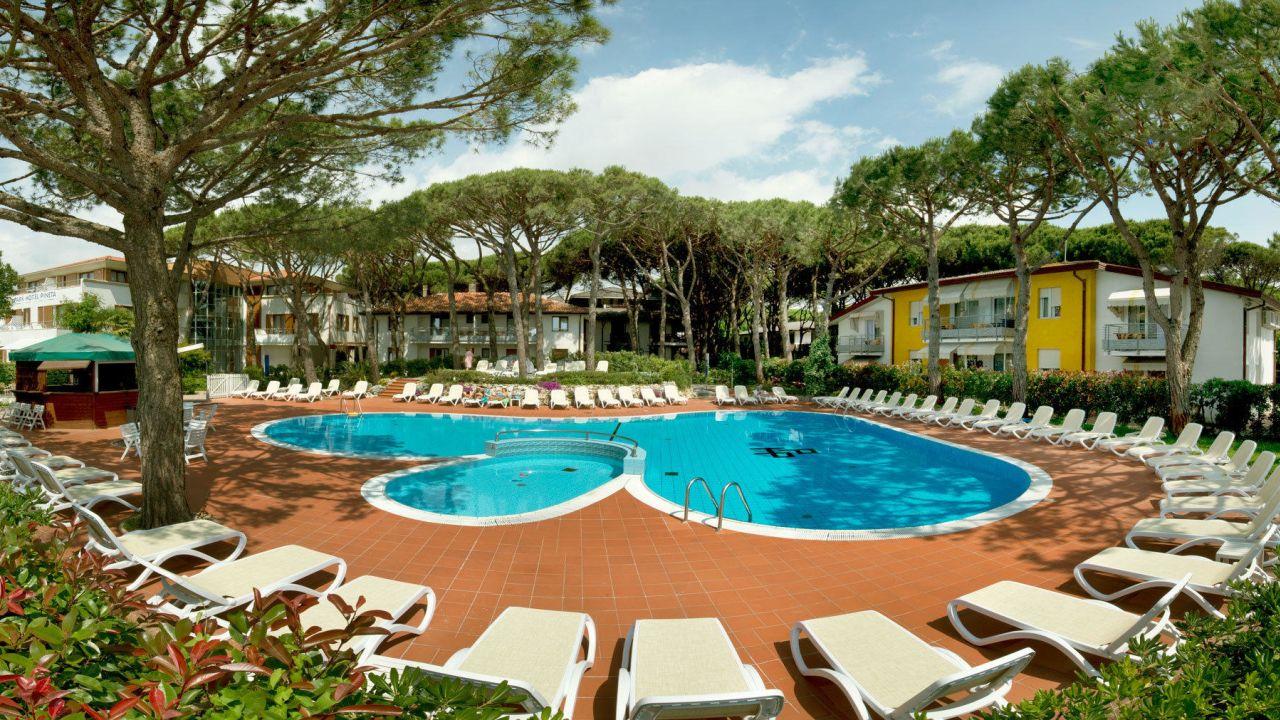 Park Hotel Pineta Eraclea Mare Italien