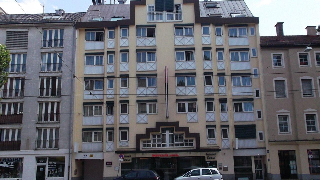 Mercure Hotel Munchen Schwabing Munchen Holidaycheck Bayern