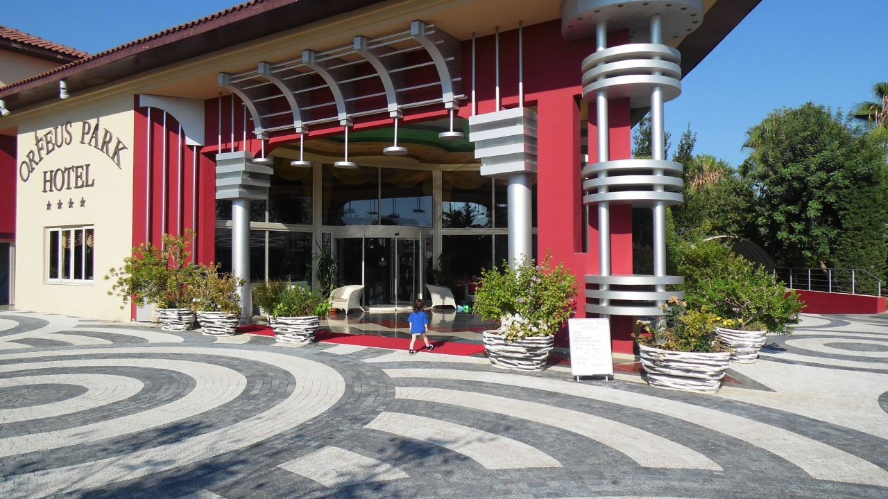 Holidaycheck Hotel Orfeus Park Side