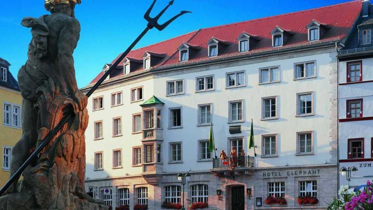 Hotel Elephant Weimar - A Luxury Collection Hotel (Weimar ...  Hotel Elephant ...