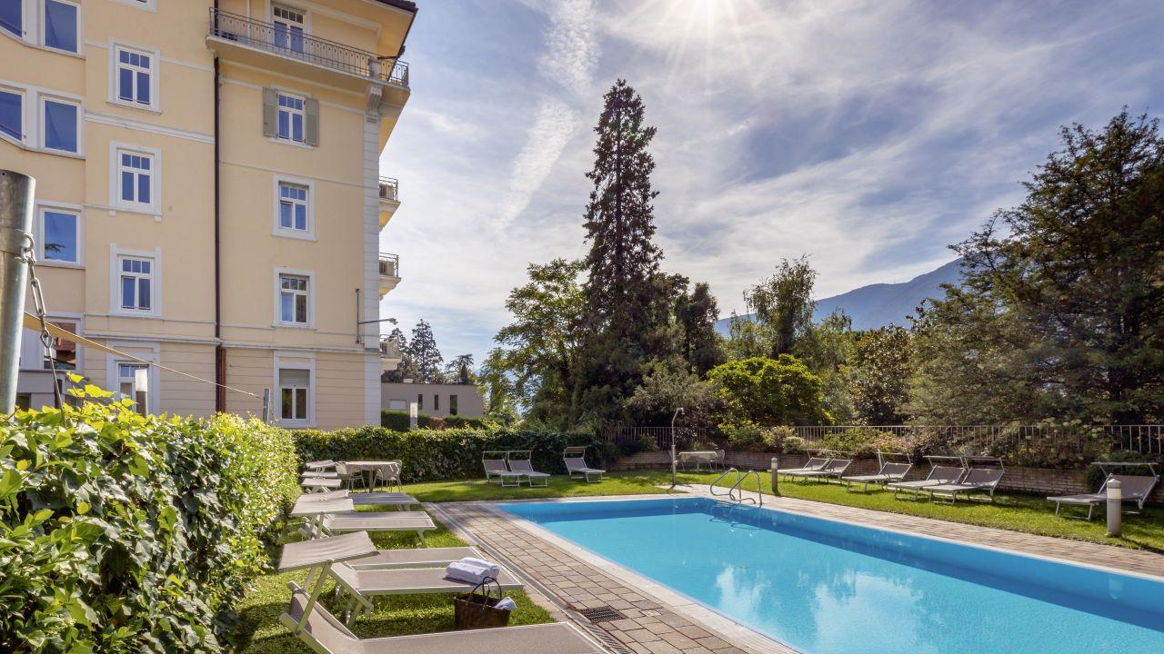 Hotel Kolping Meran Merano Meran Holidaycheck Sudtirol Italien