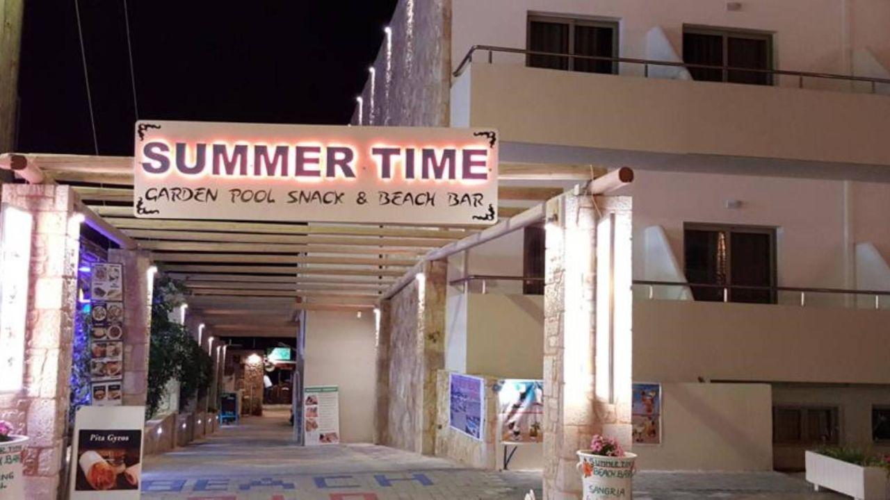 malliotakis beach hotel in stalis • holidaycheck | kreta griechenland, Innenarchitektur ideen