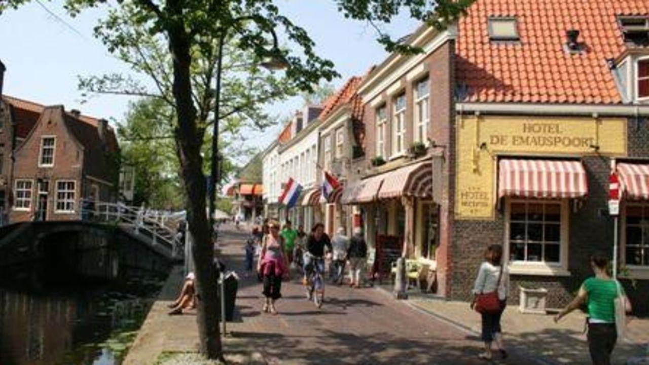 Hotel De Emauspoort Delft