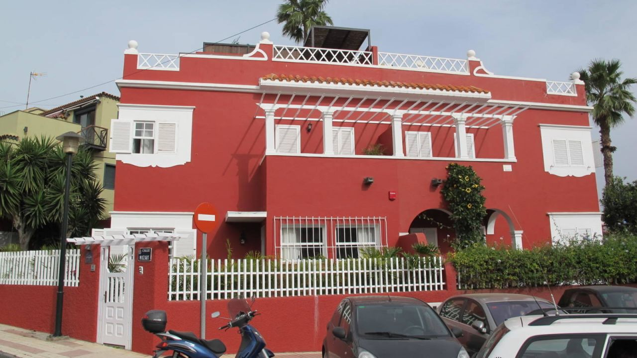 Hotel Casa Mozart Las Palmas De Gran Canaria Holidaycheck Gran