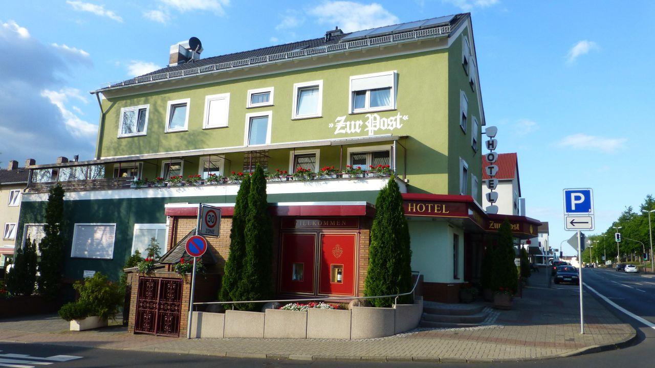 hotel zur post lohfelden holidaycheck hessen deutschland. Black Bedroom Furniture Sets. Home Design Ideas