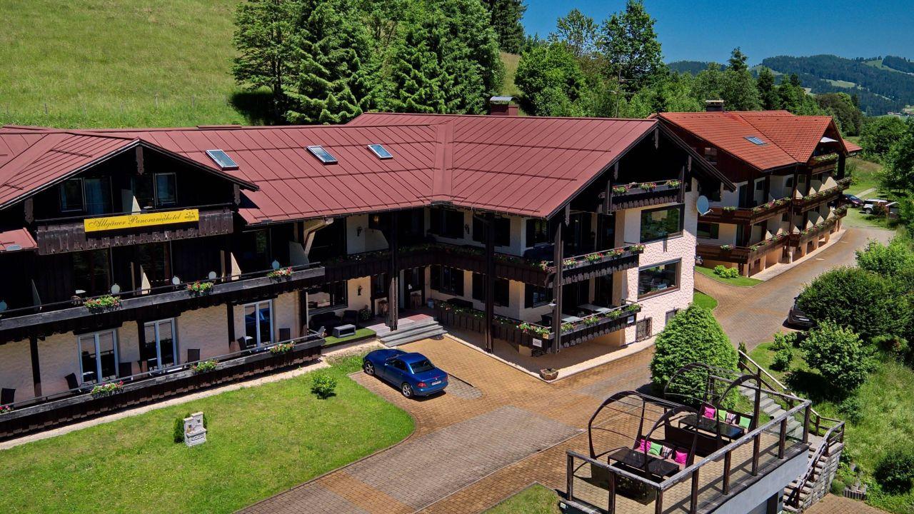 Allg uer panoramahotel in oberstaufen holidaycheck for Oberstaufen hotel