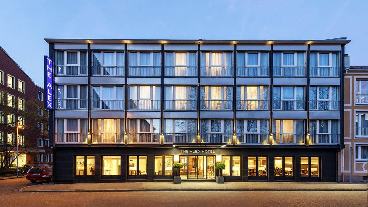 the alex hotel freiburg im breisgau holidaycheck baden w rttemberg deutschland. Black Bedroom Furniture Sets. Home Design Ideas